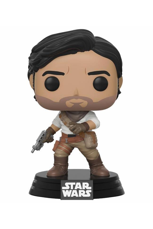 Star Wars | Poe Dameron Funko Pop Vinyl Figur - Stuffbringer