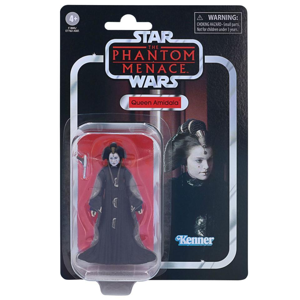 Star Wars | Queen Amidala (Vintage Collection) Actionfigur - Stuffbringer