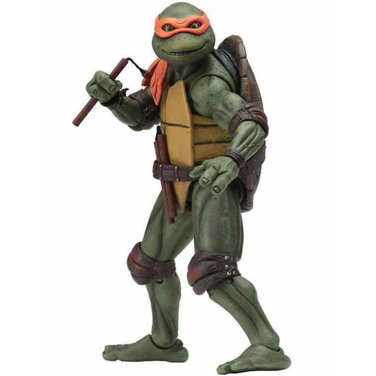Turtles | Michelangelo Actionfigur - Stuffbringer