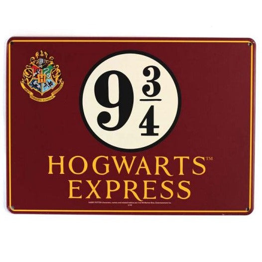 Harry Potter | Hogwarts Express Blechschild