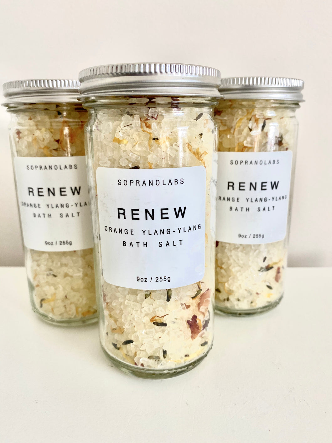 Renew Bath Salt