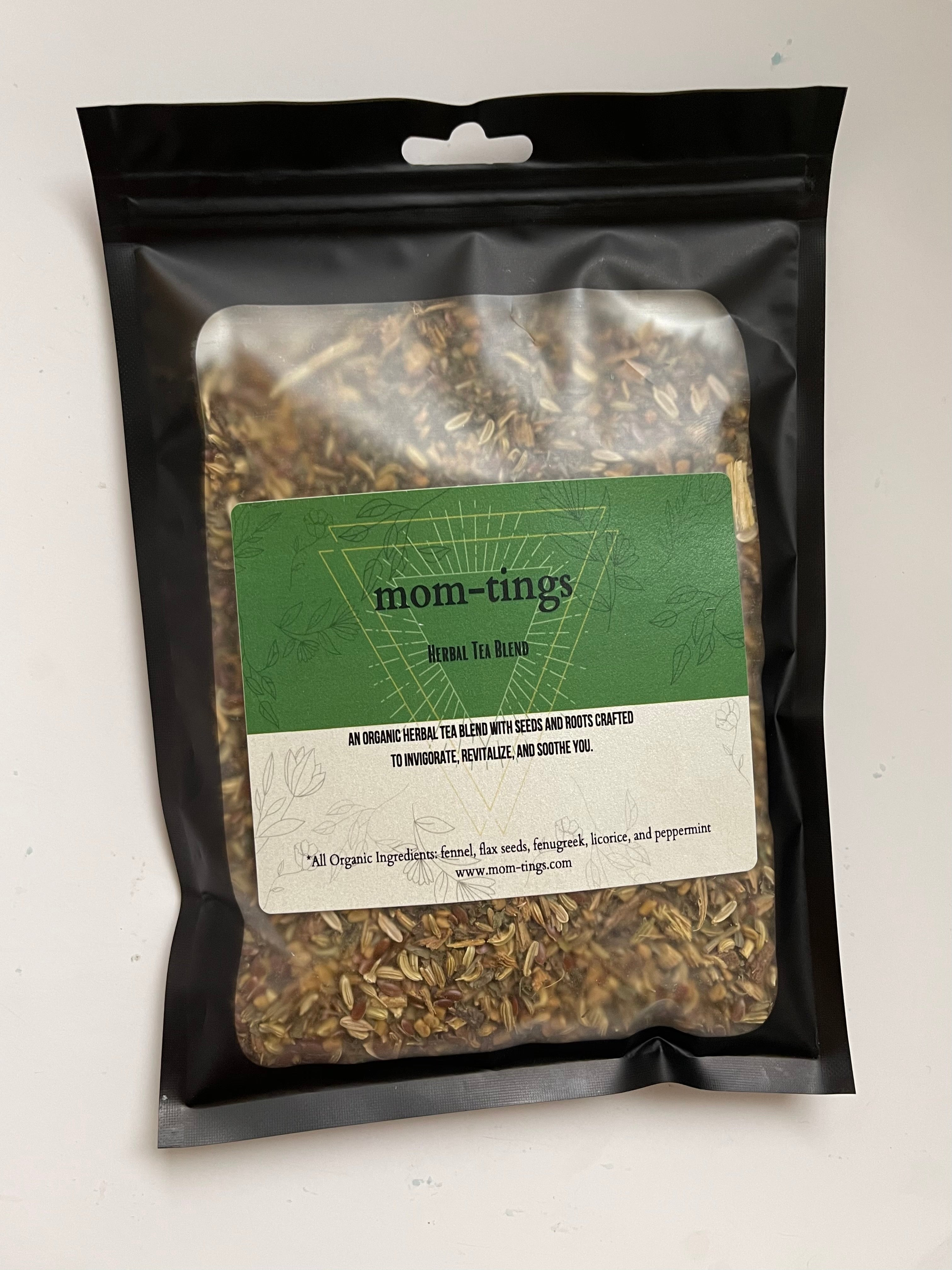 Mom's Herbal Tea Blend