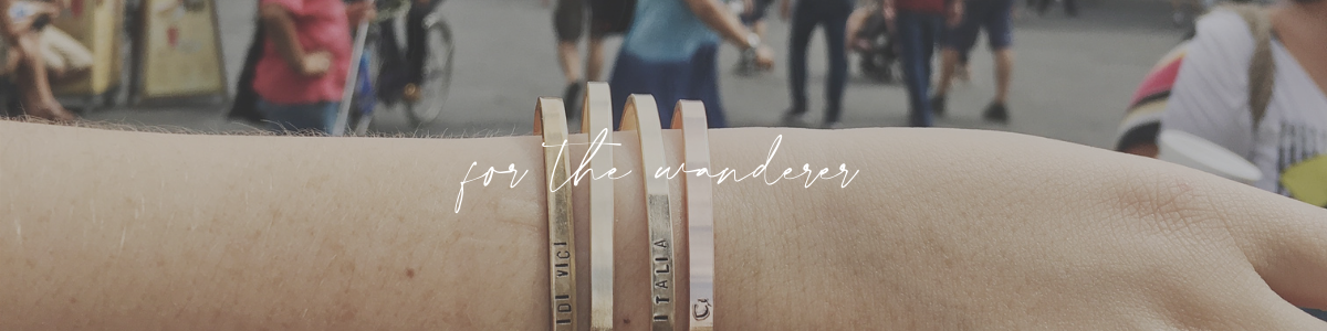 Gifts for travelers and wanderlust