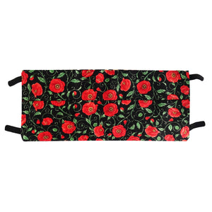 Peony Print - Hand Made Cotton Face Mask with Pockets