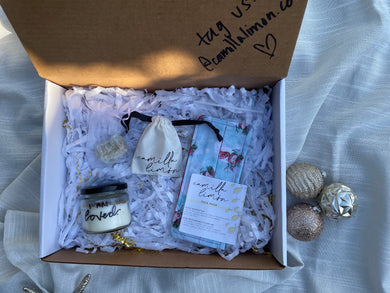 Holiday Mask Gift Box