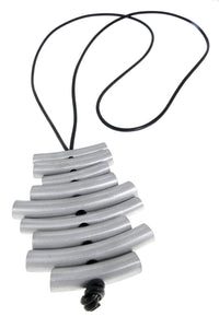 Aluminum Mobile Raft Necklace