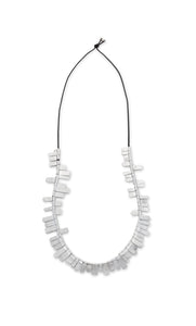 Aluminum Long Laundress Necklace
