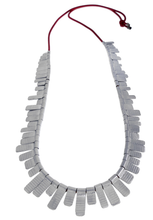 Load image into Gallery viewer, Aluminum Long Laundress Necklace