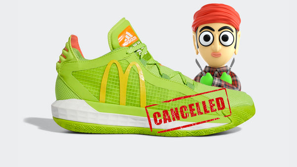 Did Adidas Cancel the Dame 6 McDonald's Basketball Shoe?
