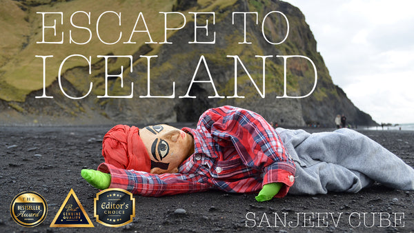 Escape to Iceland Photo Ebook by Sanjeev Cube