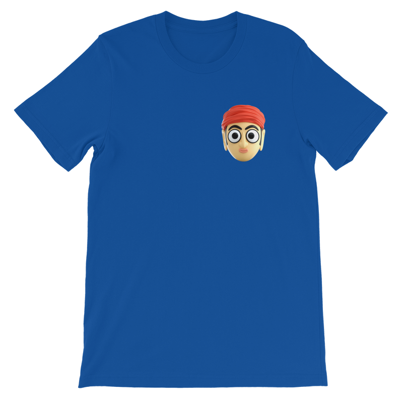 Mini Sanjeev Cube Head | Unisex T-Shirt