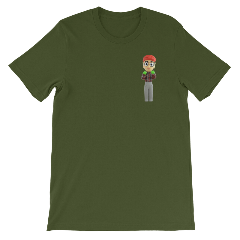 Mini Sanjeev Cube Ya Wanna Fight? | Unisex T-Shirt