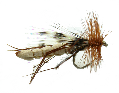 Crane Fly Extended Body Dry Fly,Dryflyonline.com,Discount Trout Flies