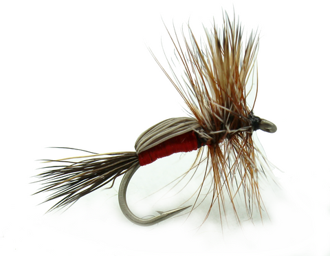 Humpy Red Dry Fly