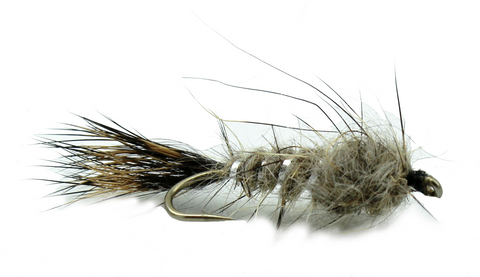 Hare's Easr Nymph Dryflyonline.com Samaki Flies Fly Fishing Flies