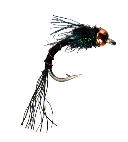 Bead Head All Purpose Nymph Black,Dryflyonline.com,Wholesale,Discount Flies