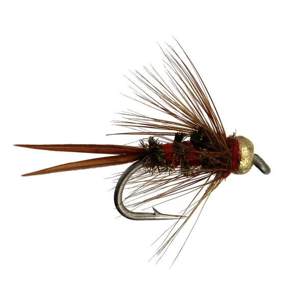 Wholesale Fly Fishing Flies: Bead Head Bloody Mary,Dicount Trout Flies,Wholesale Trout