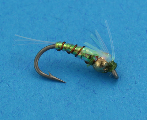 BLM Mayfly Nymph, Mayfly Nymph Attractor, Discount TRout FLies