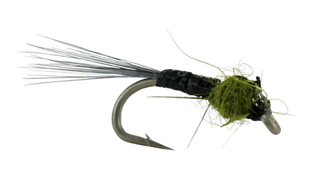 Baetis Krystal Nymph,Discount Trout Flies,Nymph Patterns for Fly fishing