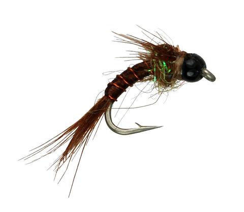 Baetis Nymph Brown, Nymph Flies, Discount Trout Flies, Cheap Trout Flies, Dryflyonline.com