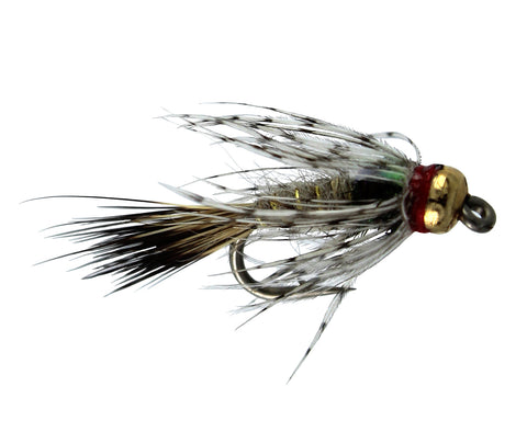 Bead Head Guide's Choice Hare's Ear Nymph, Dryflyonline.com Discount Trout Flies, Cheap Trout Flies, Trout Flies for Fly fishing
