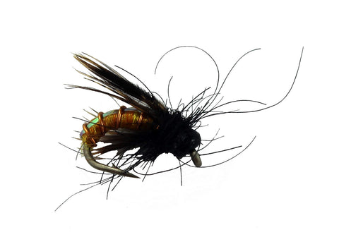 Morrish Supa Puper Amber, Wholesale Trout Flies, Discount Trout Flies