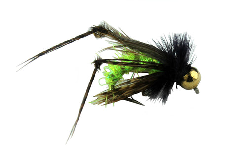 Green Rock Worm, Dryflyonline,Wholesale Trout Flies, Discount Trout Flies