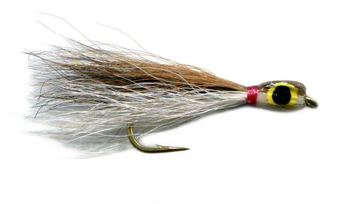 Black Nosed Dace Streamer Bait Pattern