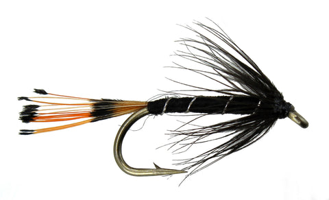 Black Pennell Wet Fly,Discount Trout Flies,Wholesale Flies