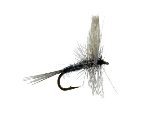 Blue Dun Dry Fly,Discount Trout Flies,Dry Fly, Mayfly immitator,Dryflyonline.com