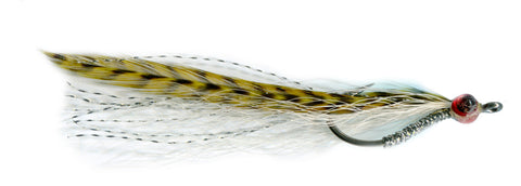 Bent Back Bonefish Fly Red Eye (Bonefish 2)