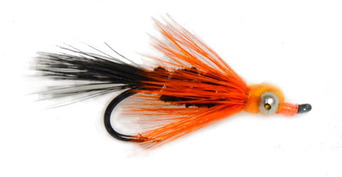 Boss Salmon Fly,Classic Fly for Salmon and Steelhead Fly Fishing