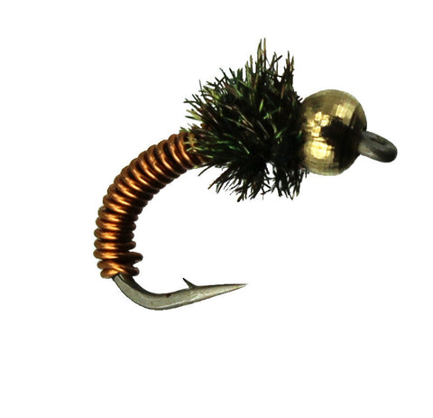 Bead Head Brassie,Dryflyonline.com,Wholesale Trout Flies,Discount Flies