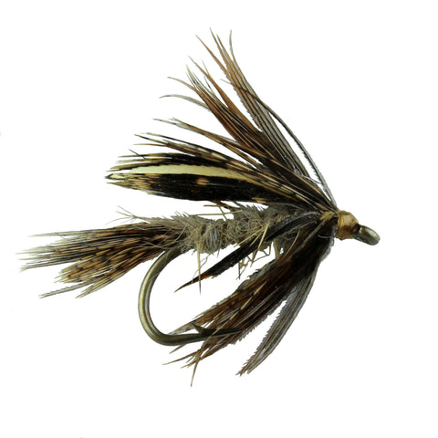 Brown Drake Soft Hackle Trout Fly