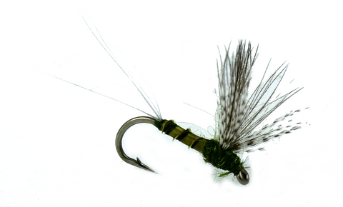 CDC Comparadun Biot Blue Winged Olive