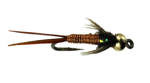 Bead Head Copper John, Wholesale TRout Flies, Discount TRout Flies
