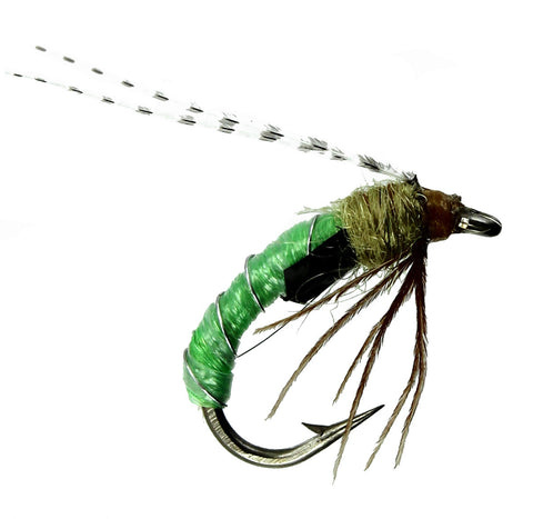 Electric Caddis Trout Fly,Discount Flies,Wholesale Flies, Dryflyonline.com