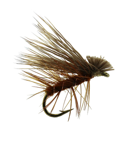 Elk Hair Caddis Brown, Dry Fly, Dryflyonline.com