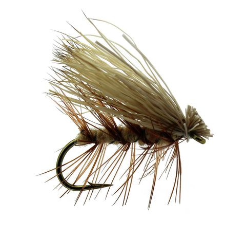 Elk Hair Caddis Tan, Dry Fly, Dryflyonline.com