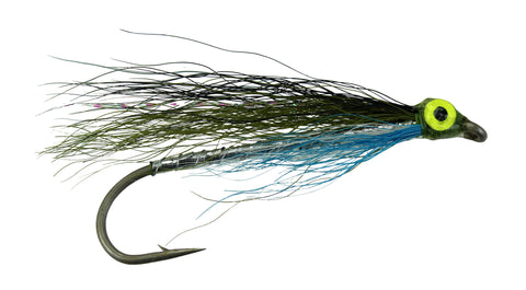 Frank's Shiner,Streamer Fly,Bait Fish Pattern