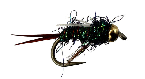 Green Arrown Nymph Bead Head,Dryflyonline.com, Wholesale, Discount Flies