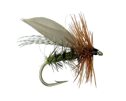 Henryville Special Caddis Fly, Discount Trout Flies, Cheap Trout Flies, Dry fly fishing, Dryflyonline.com