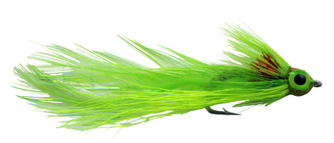 Mighty Minnow Green