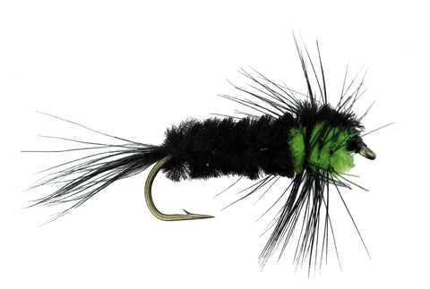 Montana Lime Nymph, Wholes Trout Flies, Discount Trout flies, Dryflyonline.com
