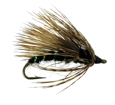 October Skating Caddis Black,Discount Trout Flies, Wholesale Trout Flies, Dryflyonline