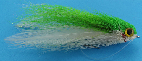 Rattle Mullet,Discount Saltwater Flies,Baitfish Pattern,Large Baitfish Patter, Saltwater Fly Fishing