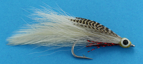 Clouser Hybrid, Redfish Fly, Baitfish Fly for Fly Fishing, Discount Saltwater Flies for Florida
