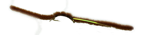 San Juan Worm Brown With Flash