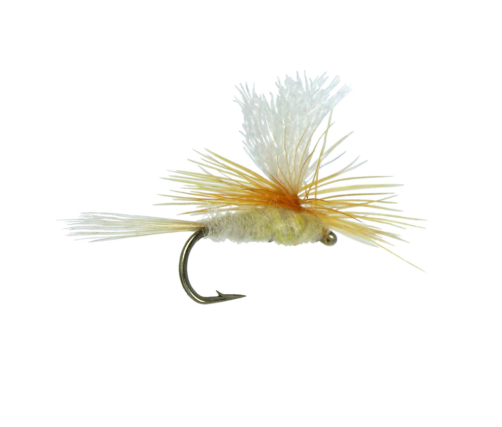 Sulpher Parachute, Parachute Fly for Fly Fishing, Discount ...