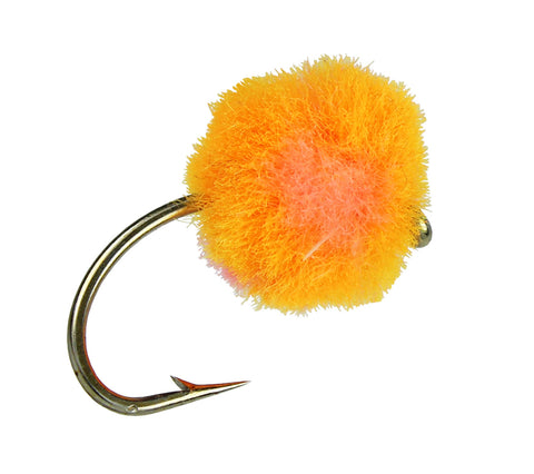 Clump of Eggs, Fly fishing Egg Pattern, Discount Trout Flies, Cheap Flies, Dryflyonline.com